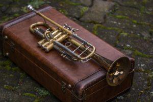 楽器の寄付