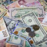 外国の通貨寄付