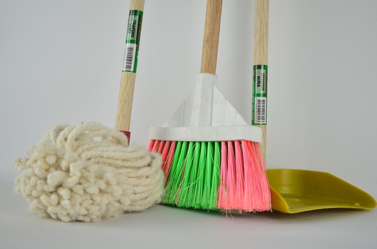 年末の大掃除