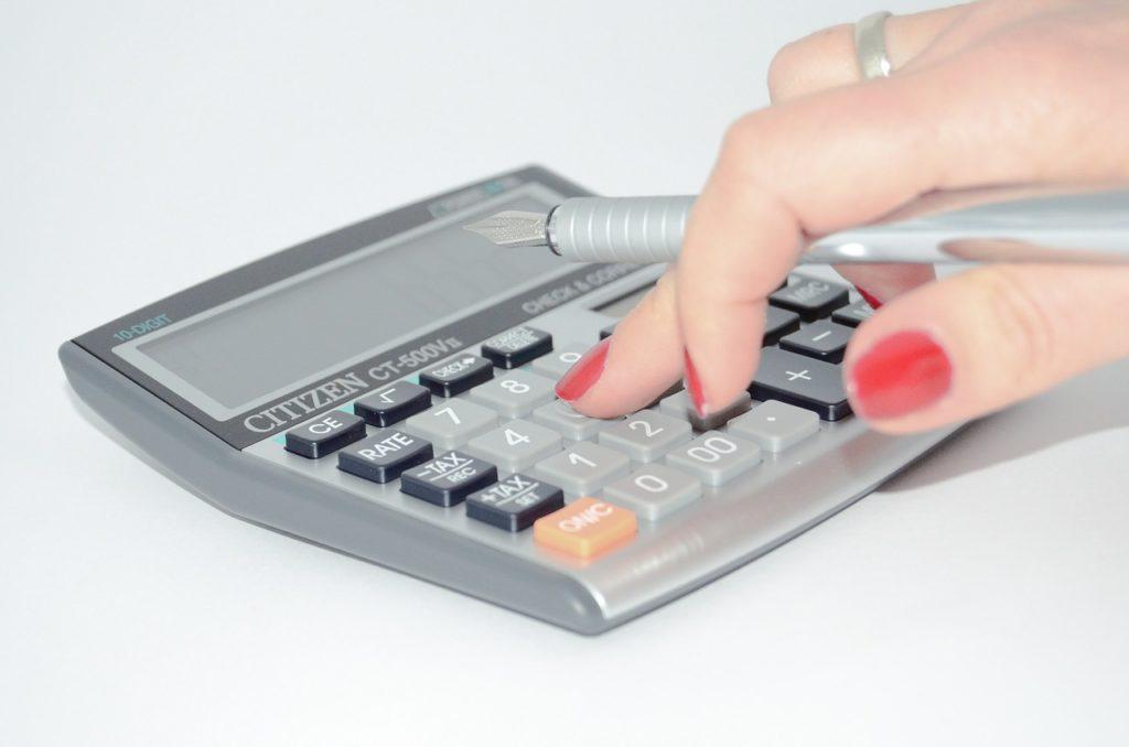 遺品整理の経費