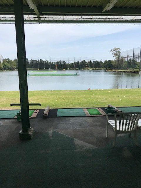 ダイナミックゴルフ茂原水上練習場