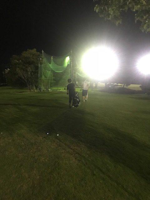 ダイナミックゴルフ茂原ナイター