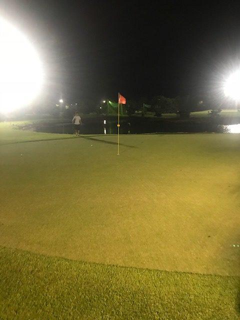 ダイナミックゴルフ9Hグリーン