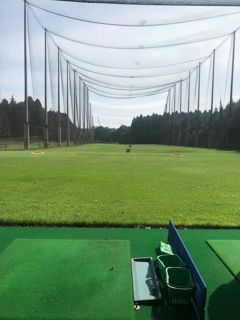 阿見ゴルフクラブ練習場