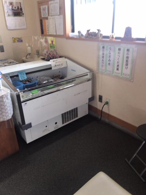 橋本食堂,うなぎ,鰻白焼,お土産