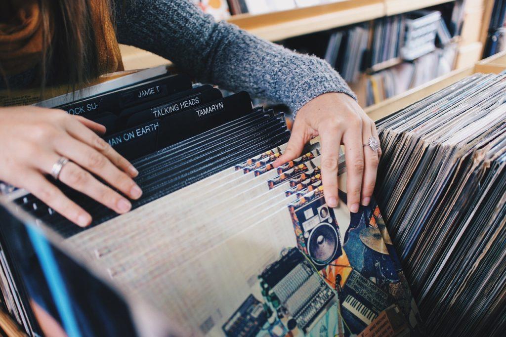 レコード 買取