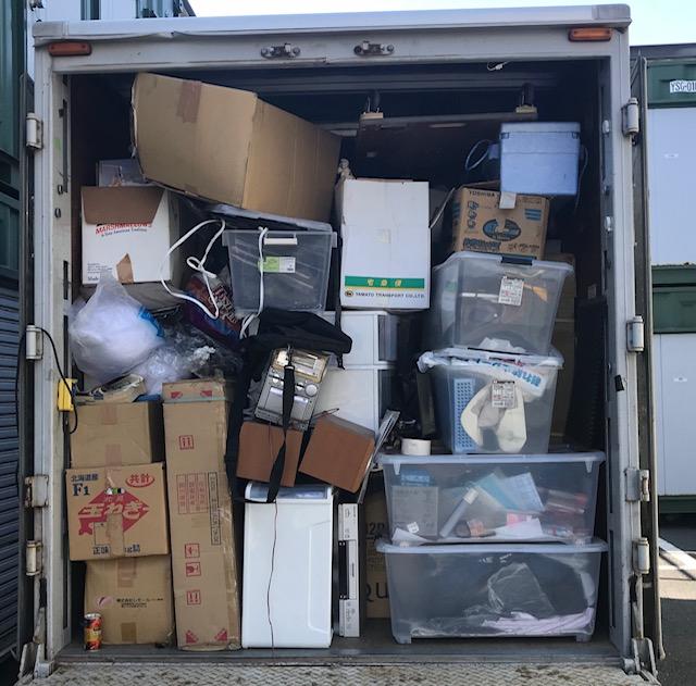 リサイクルショップ 不用品回収