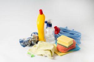 日用品寄付 洗剤