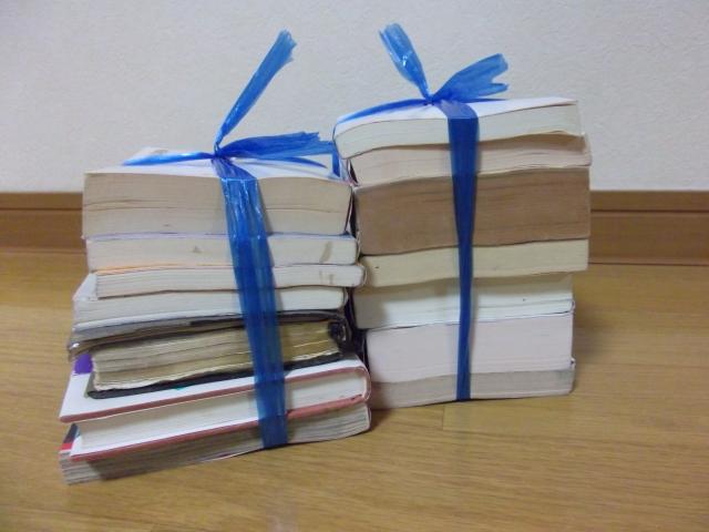 どんな本でも寄付