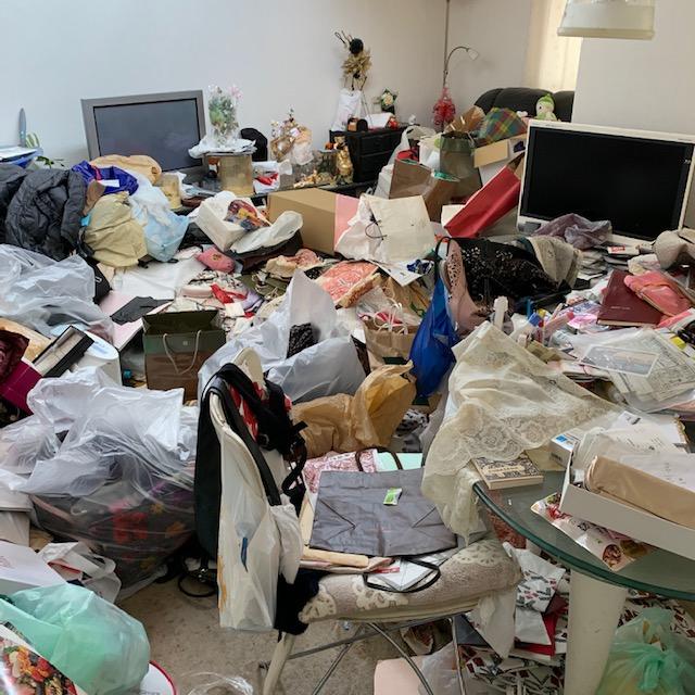ゴミ屋敷 千葉県
