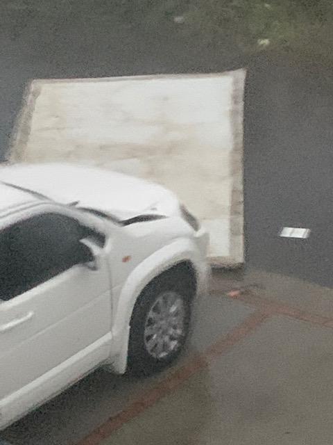 台風15号 千葉県山武市 被害
