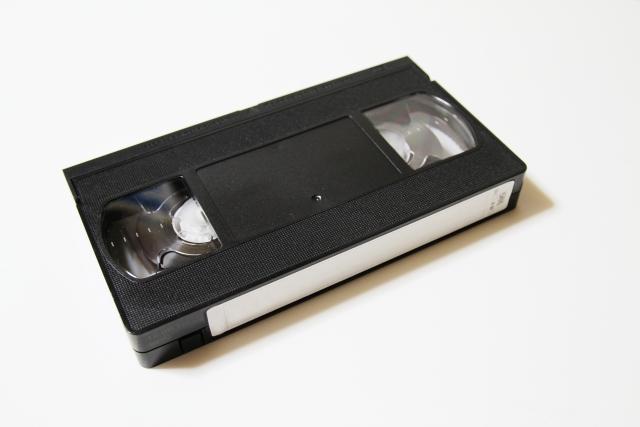 ビデオテープ 何ゴミ