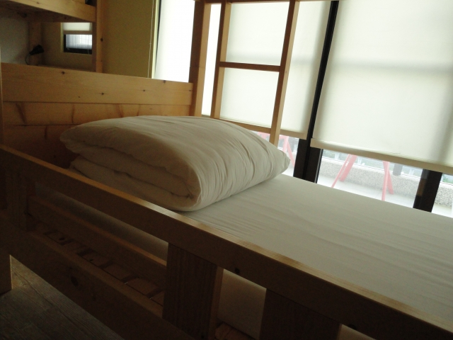 二段ベッド 処分