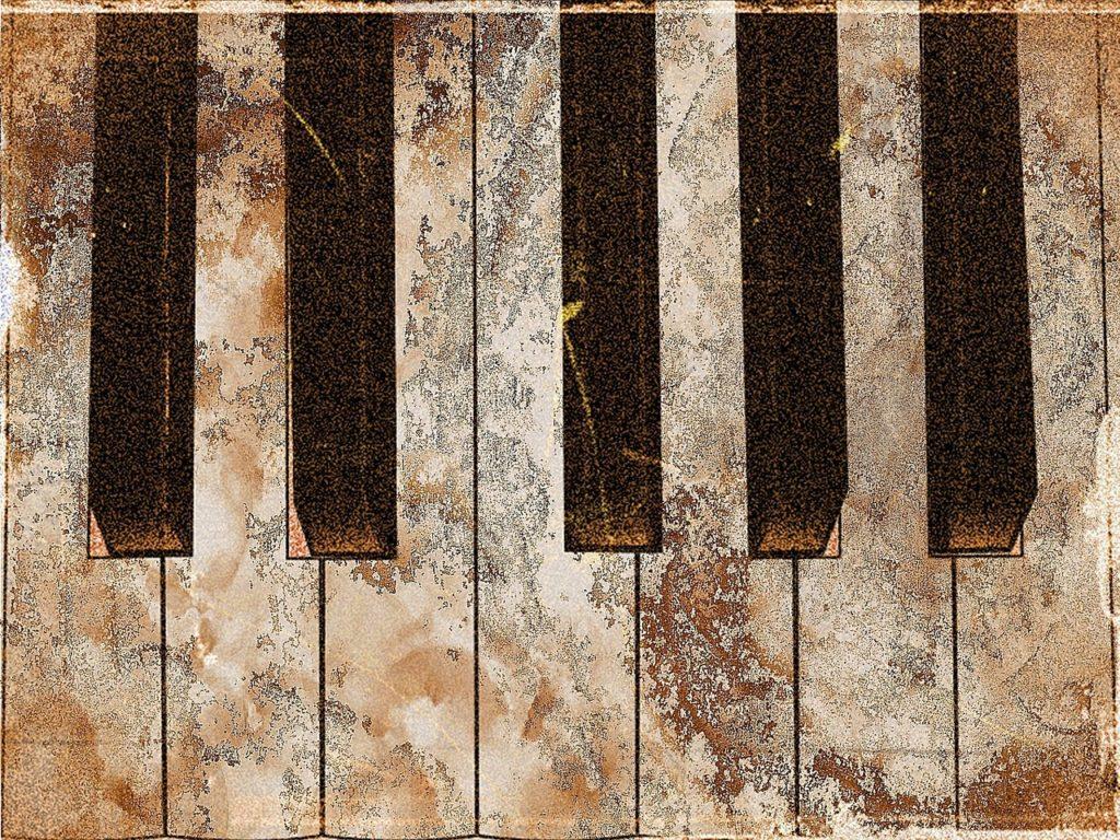 壊れたピアノ 処分