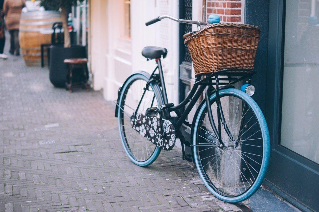 自転車寄付 流れ