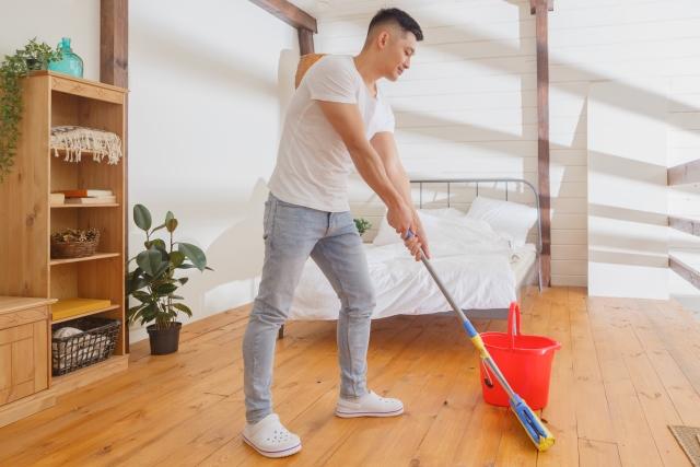 緊急事態宣言 暇 掃除
