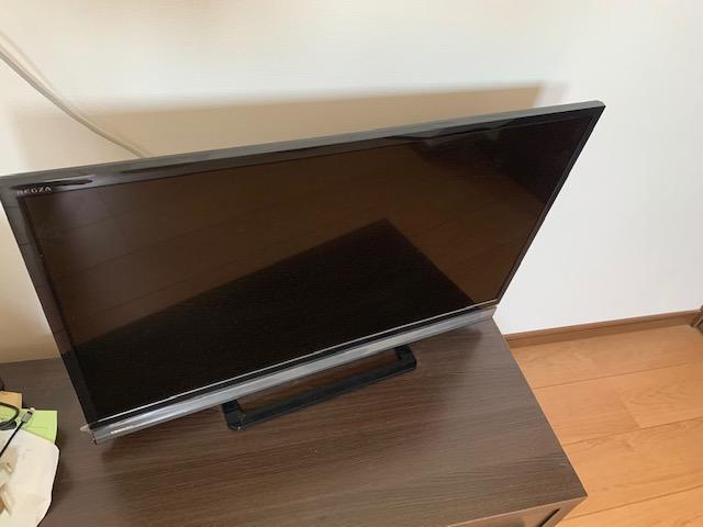 液晶テレビ 自分で売る